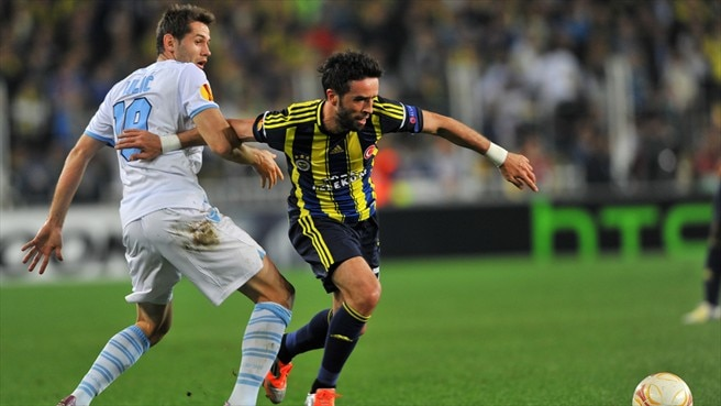 Lazio look to cool Fenerbahçe's boots