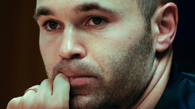 Iniesta wants 'practically perfect' Barcelona