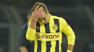 Dortmund denied Götze for Saturday's final