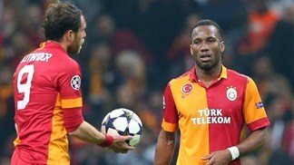 Galatasaray feel pride and frustration