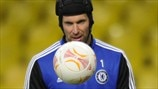 Čech's goalkeeping guide