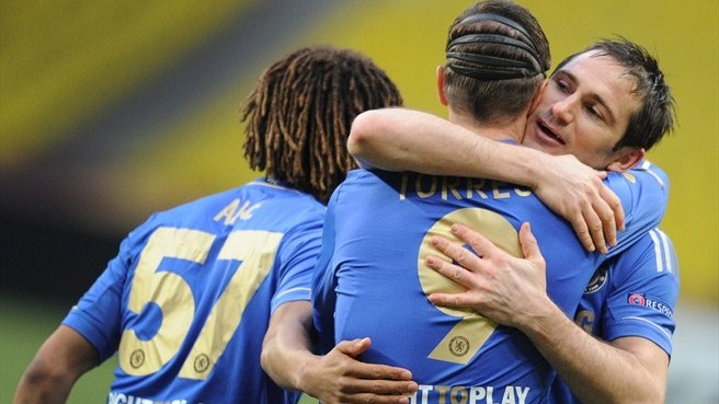 Victory in vain for Rubin as Chelsea progress