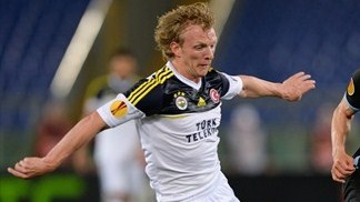Amsterdam draws closer for Fenerbahçe