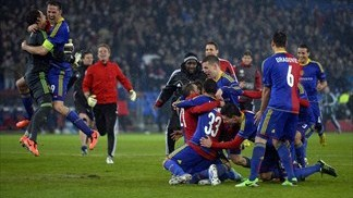 Basel break Spurs' hearts from the spot