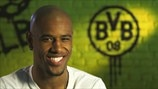 Santana wants to keep Dortmund dream going