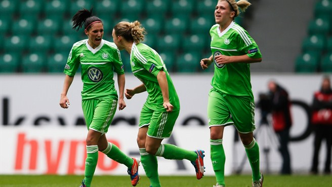 Wolfsburg's Wagner ruled out of London final