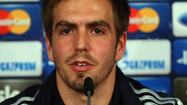 Lahm promising 'football feast' in Munich