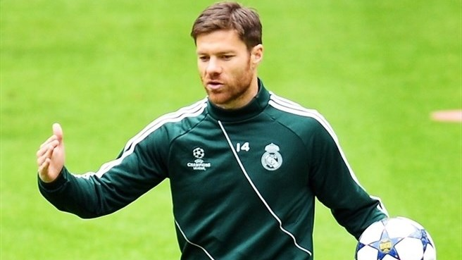 Xabi Alonso (Real Madrid CF)