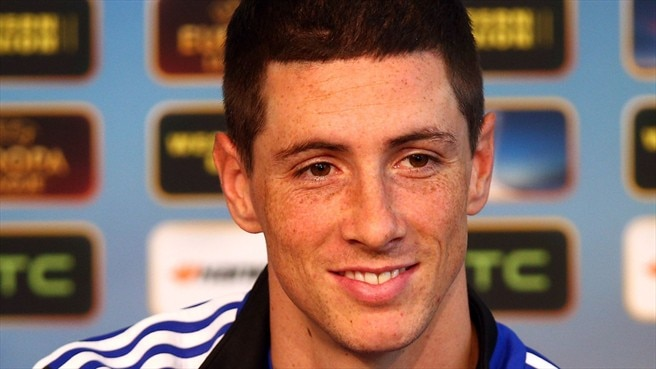 Torres coming good at Chelsea