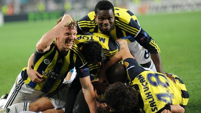 Patient Fenerbahçe find reward against Benfica