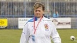 Eva Haniaková (Czech Republic coach)