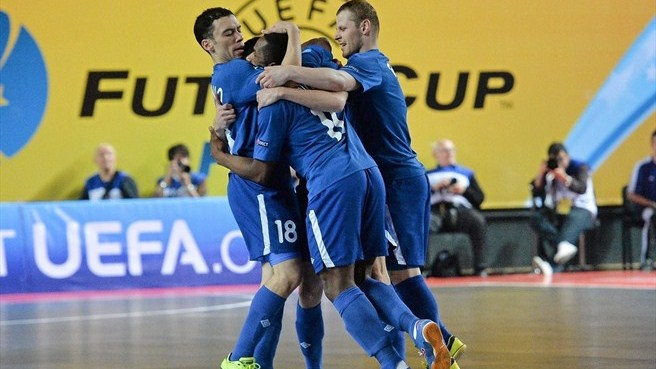 MFK Dinamo retain Russian futsal title