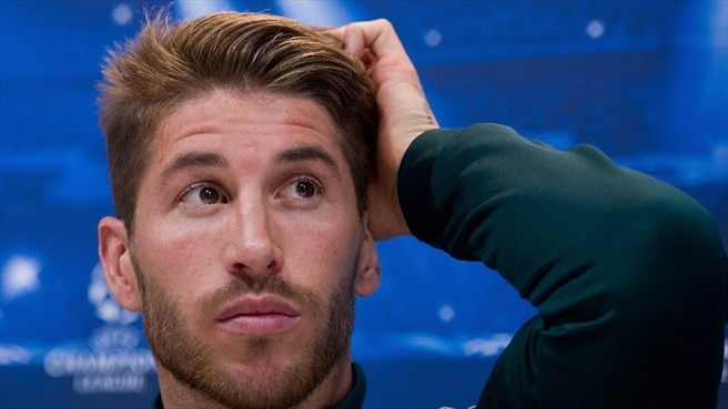 Ramos desperate to scratch eight-year itch