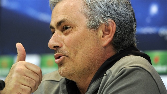 Mourinho rallies Madrid for Dortmund decider