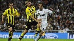 Real Madrid 2-0 Dortmund: the story in photos