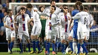 Basel take heart after Chelsea defeat