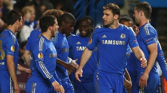 Chelsea dig deep and focus on Amsterdam