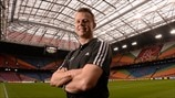Kuipers right at home for Europa League final
