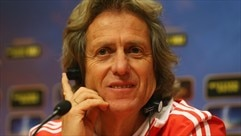 Press conference: Jorge Jesus, Ola John and Luisão (Benfica)
