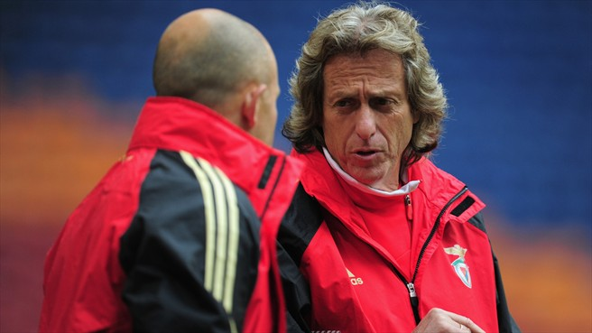 Jesus focuses Benfica for Anderlecht test
