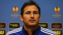 Press conference: Frank Lampard, Rafael Benítez and Petr Čech (Chelsea)