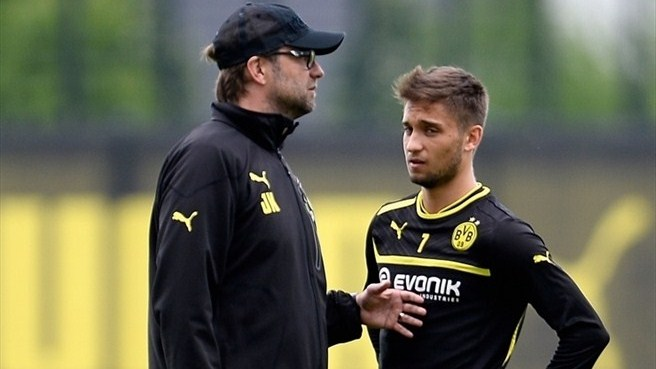 Leitner gets Dortmund deal, loaned to Stuttgart