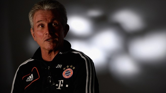Jupp Heynckes speaks to UEFA.com