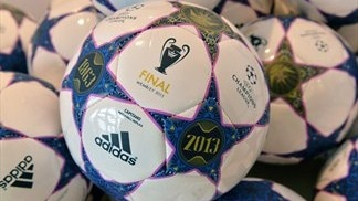 UEFA Champions League match balls