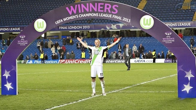 Wolfsburg restore German dominance