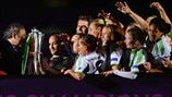 UEFA Women's Champions League final highlights