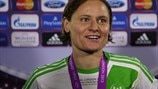 Wolfsburg joy at debut trophy win