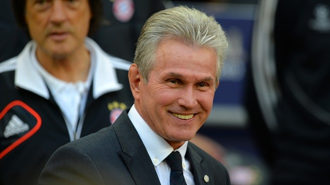 Two-time winner Heynckes in exclusive club
