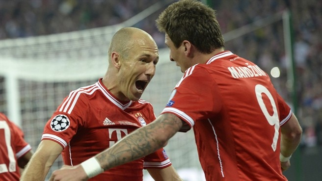 Bayern recover from 2012 heartache