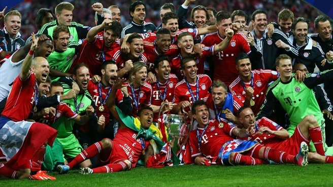 2012/13: Robben ends Bayern run of final misery