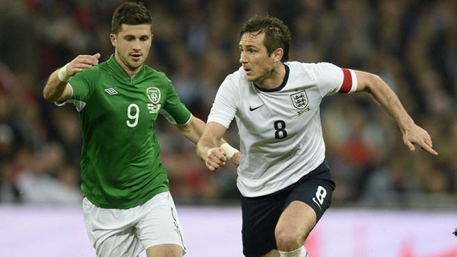 England hit back to register Ireland draw