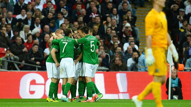 St Ledger: Ireland can grasp second-place nettle