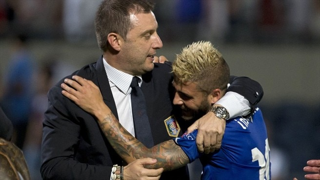 Insigne glow after opening win for Italy