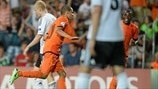 Netherlands 3-2 Germany: the story in photos