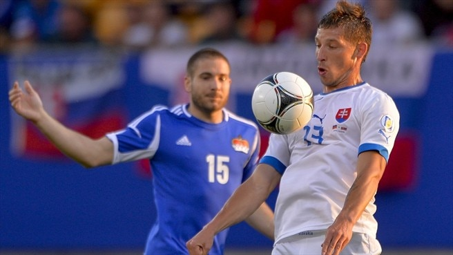 Liechtenstein stand firm to damage Slovak hopes