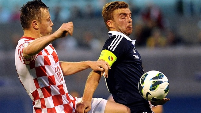 Scotland shock Maksimir to dent Croatian hopes