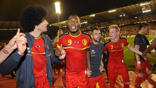 Wilmots' Belgium coming of age