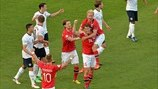 England 1-3 Norway: the story in photos