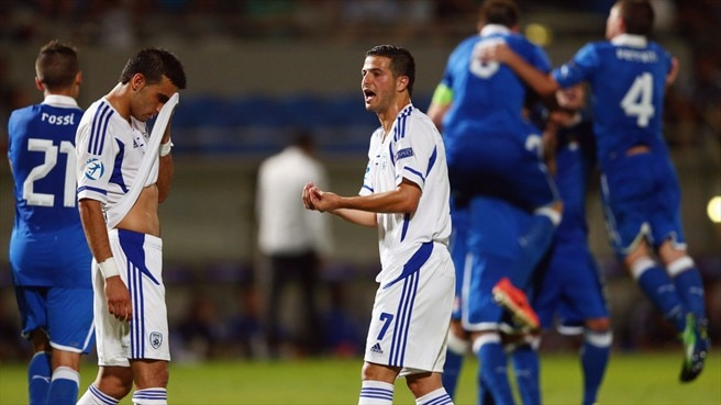 Israel need miracle against England