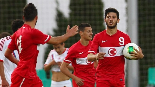 New man Buruk aware of Turkey's talent