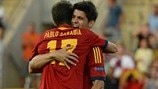 Spain 3-0 Netherlands: the story in photos