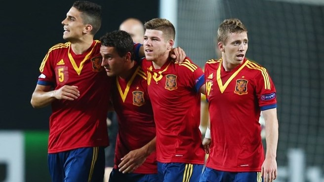Spain determined to retain trophy