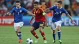 See how Thiago fired Spain to 2013 U21 glory against Italy