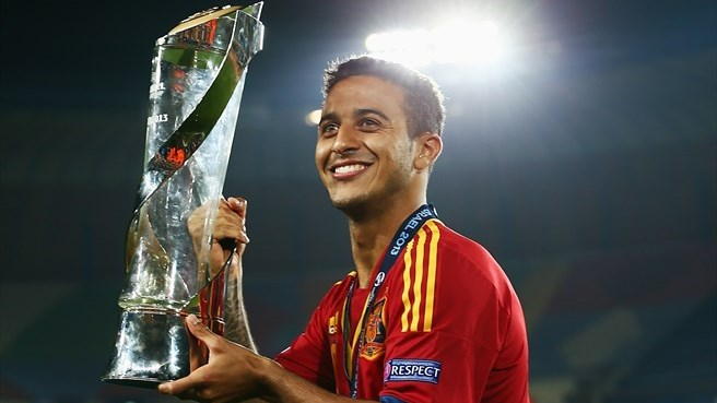 Bayern capture Thiago from Barcelona