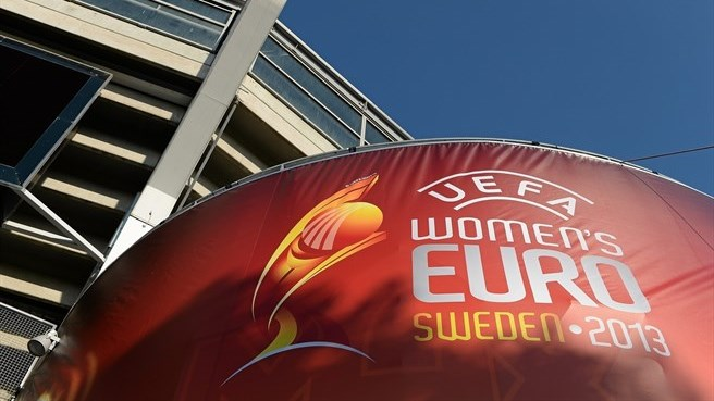 Women's EURO: UEFA.com's coverage in Sweden