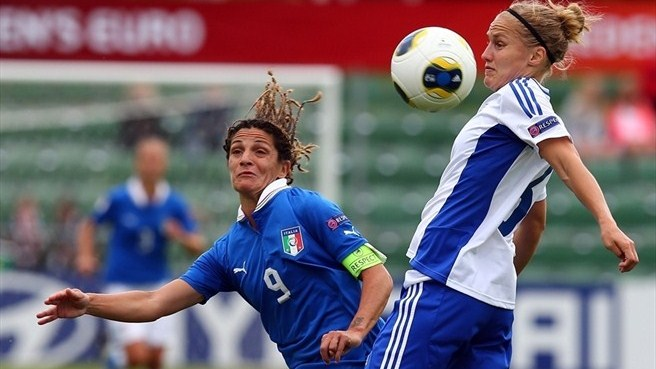 Panico determined to right Italy's wrongs